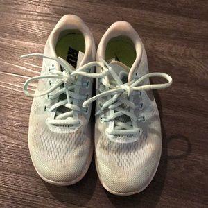 Nike free athletic shoes